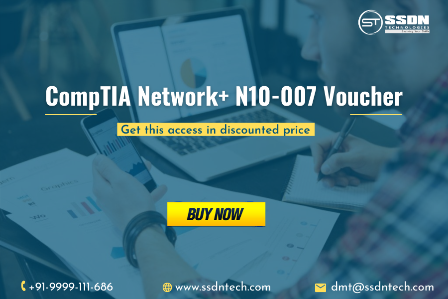 CompTIA Network+ Exam Voucher Cost-Classes-Computer Classes-Other Computer Classes-Gurgaon
