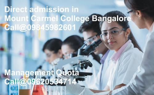 How do I get BBA admission in Mount Carmel Bangalore-Services-Career & HR Services-Shimla