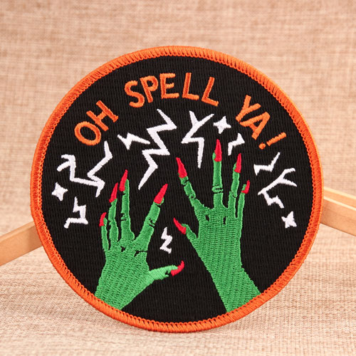 Green Hands Embroidered Patches-Classes-Art Music & Dance Classes-Arts Classes-Ahmedabad
