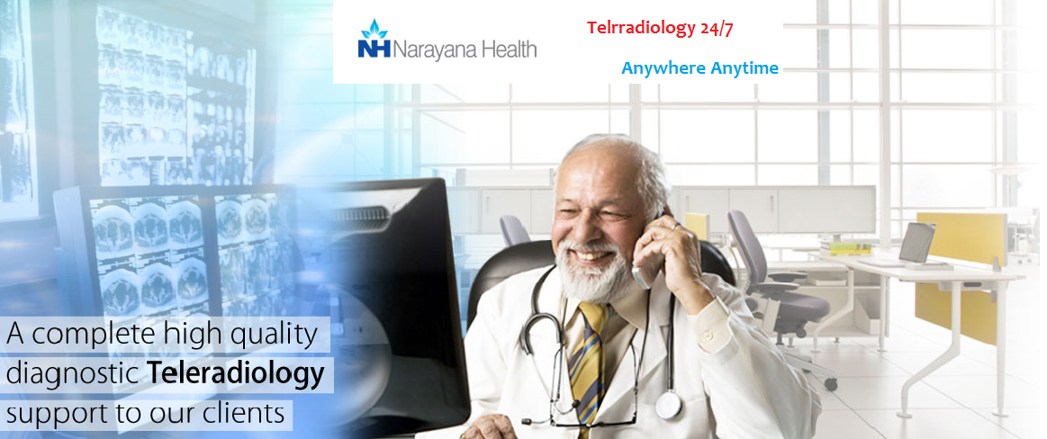 Teleradiology, Radiology Reporting Services India-Services-Health & Beauty Services-Health-Bangalore