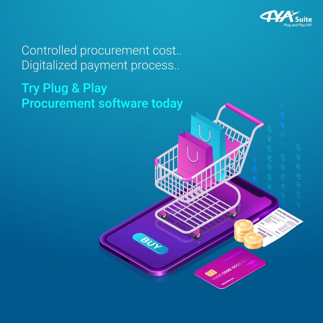 Streamline Your Business With Procurement Software-Services-Computer & Tech Help-Bangalore