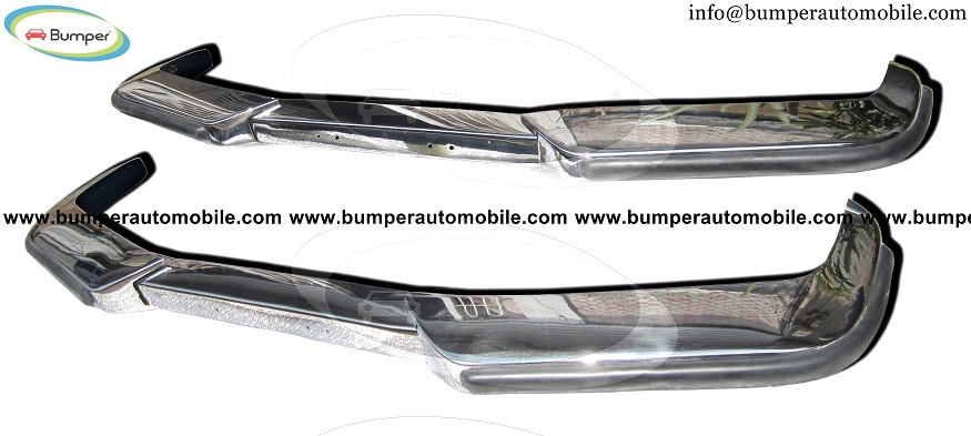 Volvo P1800 bumper kit in stainless steel-Vehicles-Car Parts & Accessories-Ahmedabad