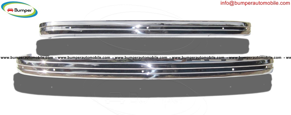 Volkswagen Type 3 bumpers in stainless steel-Vehicles-Car Parts & Accessories-Ahmedabad