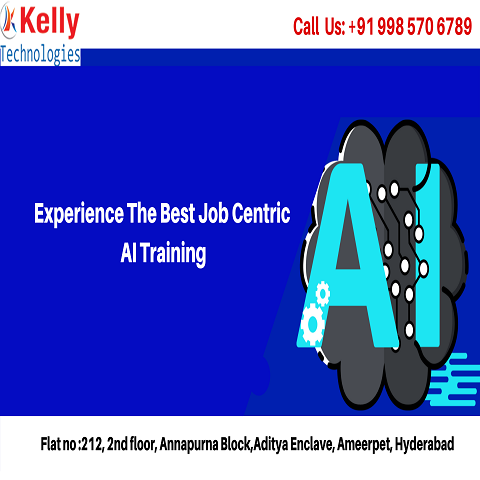 AI Free Demo Session At Kelly technologies in hyderabad.-Jobs-Education & Training-Hyderabad