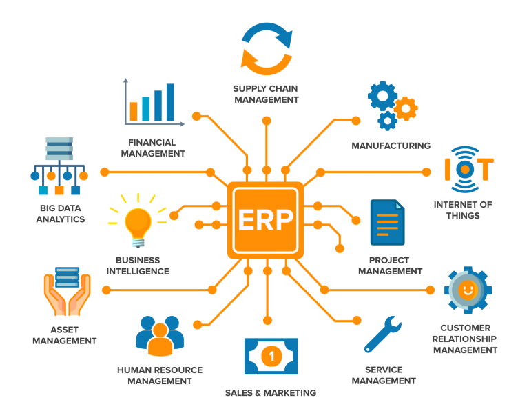 ERP Service Company in Mohali, India -Services-Other Services-Mohali