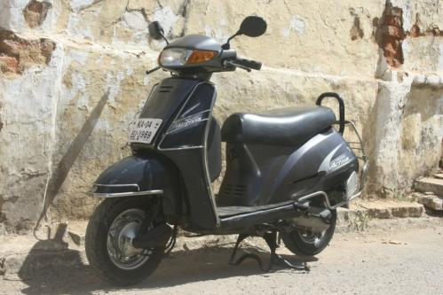 Honda Activa 2007 Single owner-Vehicles-Motorcycles & Motorbikes-Harley-Davidson-Bangalore
