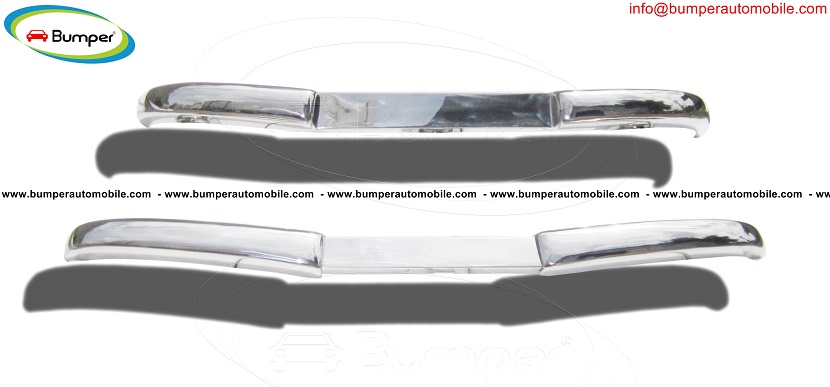 Mercedes W136 bumper by stainless steel-Vehicles-Car Parts & Accessories-Ahmedabad