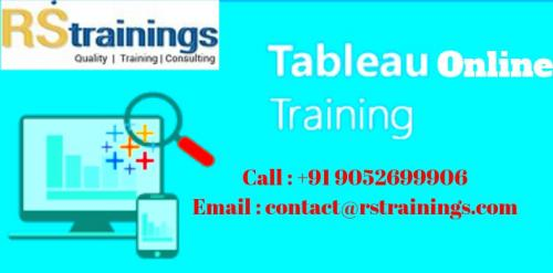 Tableau Online Training In Bangalore, Pune, Noida, Kolkata.-Services-Computer & Tech Help-Hyderabad
