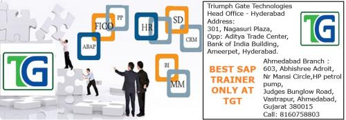 Sep 2nd – Dec 30th – One of the Best SAP Courses in Ahmedabad-Classes-Computer Classes-ERP & SAP Classes-Ahmedabad