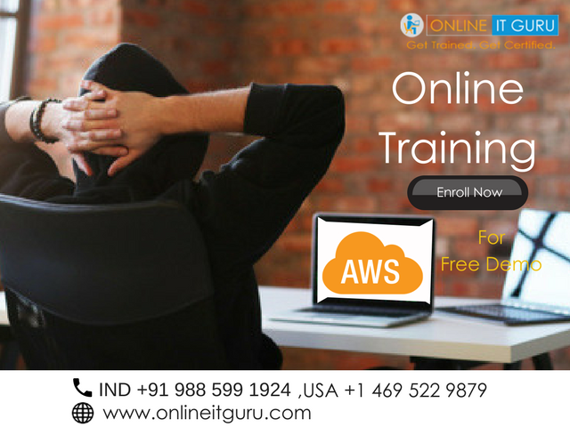 AWS Online Training| Way to master Cloud Computing | ITGuru-Classes-Language Classes-Hyderabad