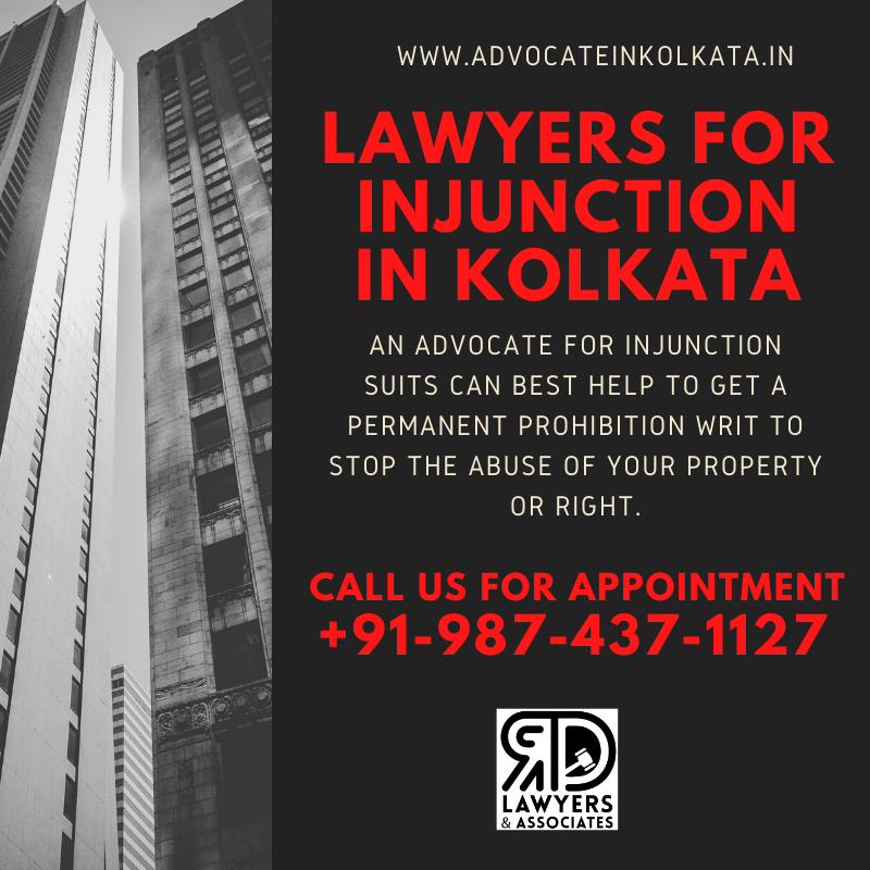 Lawyers of Injunction in Kolkata-Services-Legal Services-Kolkata