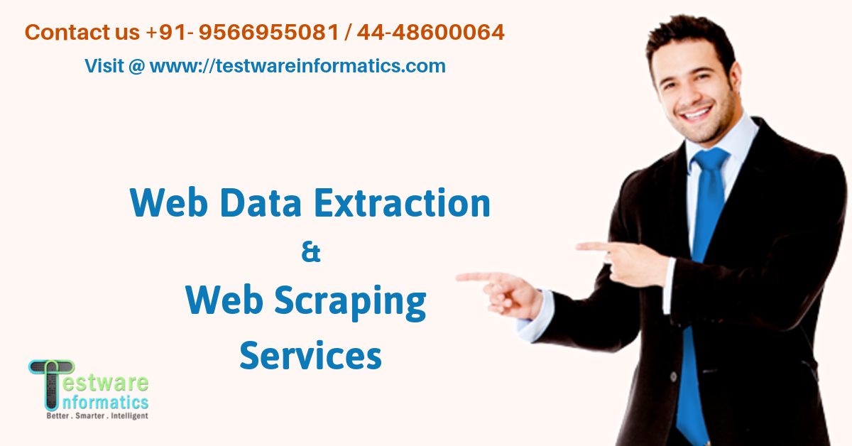 Web Data Extraction & Web Scraping Services-Services-Web Services-Coimbatore