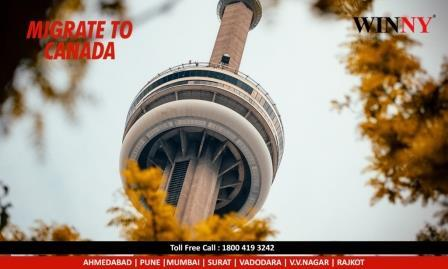 Looking for a better Canada Immigration Consultant-Services-Travel Services-Ahmedabad