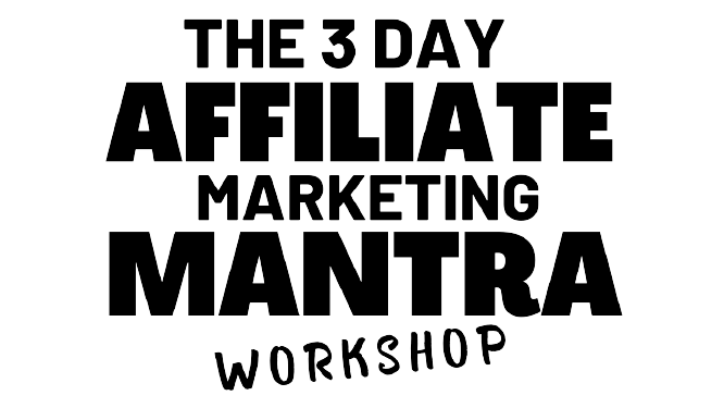 Join 3 Days Free Affiliate Marketing Workshop-Classes-Other Classes-Amritsar