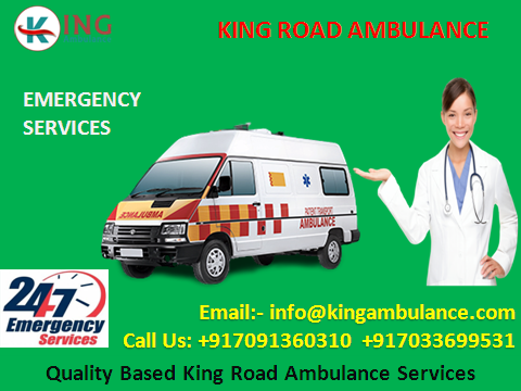 Get King Ventilator Ambulance Service in Patna at One Call-Services-Health & Beauty Services-Health-Patna