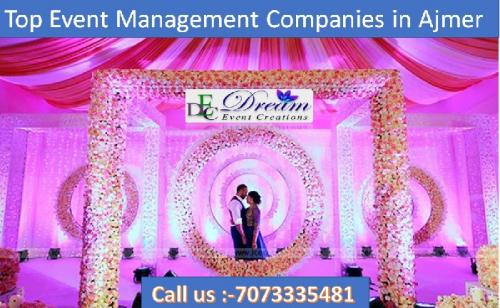 Top Event Management Company in Ajmer pushkar-Services-Event Services-Ajmer