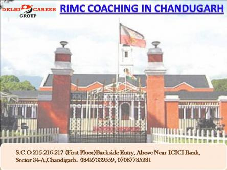 RIMC Coaching in Manali-Services-Tutors-Shimla