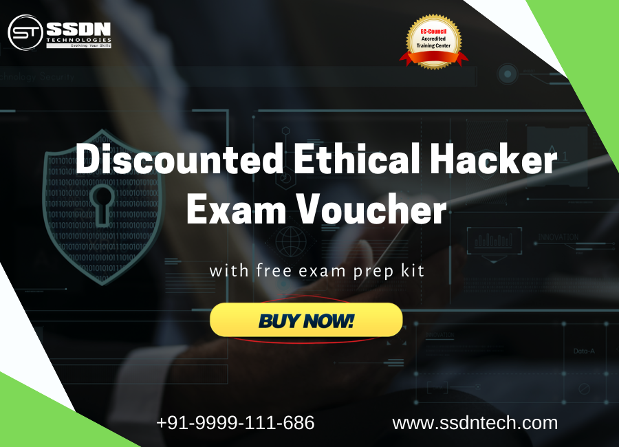 Purchase The Certified Ethical Hacker Exam Voucher-Classes-Computer Classes-Other Computer Classes-Gurgaon