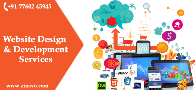 Affordable Website Design And Development Company | zinavo-Services-Web Services-Bangalore