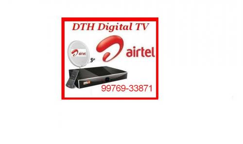 AIRTEL DIGITAL TV-New connection buying,Fitting & Refitting-Services-Automotive Services-Madurai