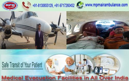 Most reputable and reliable company by MPM Air Ambulance Service-Jobs-Service-Delhi