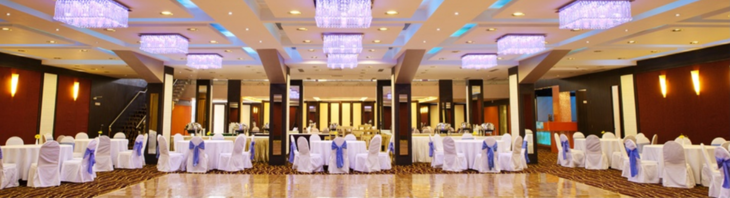 Hygienic Wedding venues in covid 19 pandemic in Goa-Services-Event Services-Goa