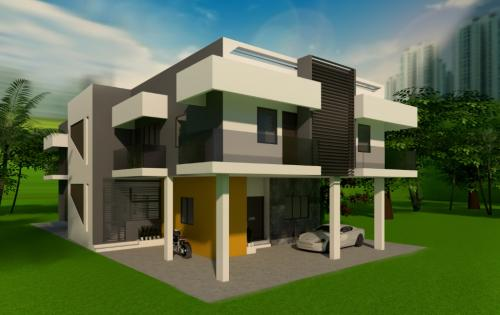 2 BR, 910 ft² – Perfect residential flat for sale-Real Estate-For Sell-Flats for Sale-Chennai