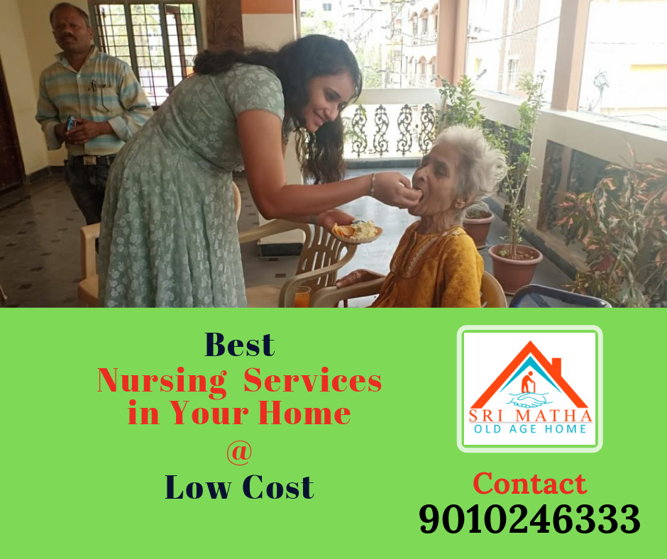 Best Nursing Services In Your Home! Now At Low Cost!!-Services-Other Services-Hyderabad