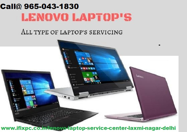 Lenovo laptop service center in Laxmi Nagar-Services-Computer & Tech Help-Delhi