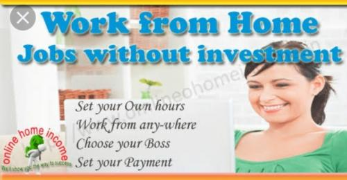 Part time,full time jobs from home without investment-Jobs-Other Jobs-Hyderabad