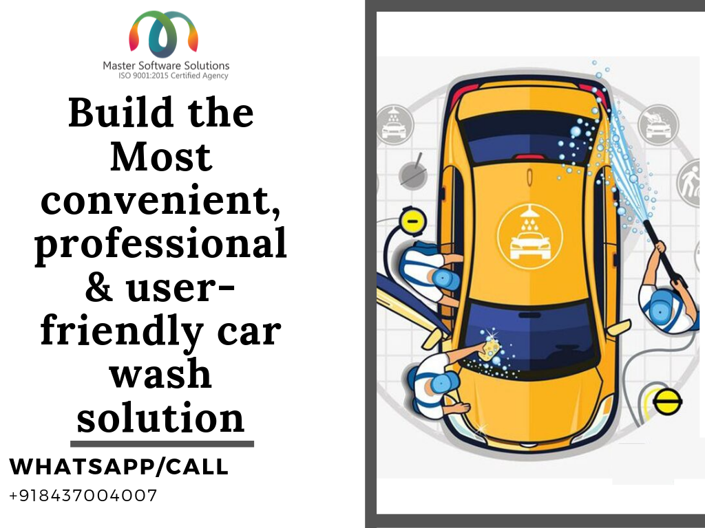 Car Wash App Development Company-Services-Computer & Tech Help-Mohali