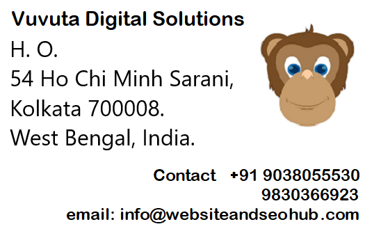Vuvuta Digital - Website Designing SEO Backlinks Digital-Services-Web Services-Kolkata