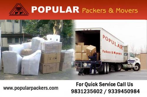 Shifting Made Easy with the Movers and Packers-Services-Moving & Storage Services-Rajpur Sonarpur