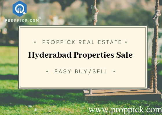 Flats, Apartments, Plots and Villas for Sale | proppick.com-Real Estate-For Sell-Flats for Sale-Hyderabad