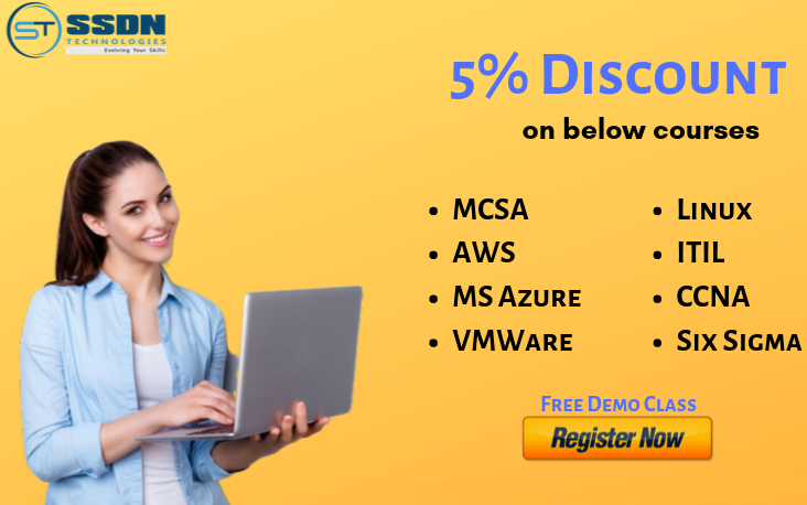 IT Certification Training Course –SSDN Technologies-Classes-Computer Classes-Other Computer Classes-Gurgaon