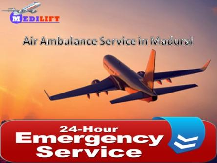 Best and Advance Air Ambulance Service in Madurai at Affordable-Services-Health & Beauty Services-Health-Madurai