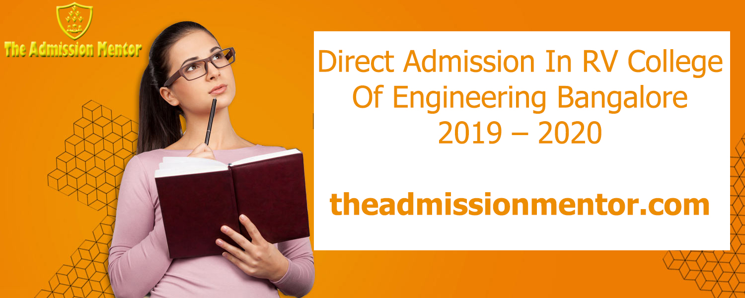 Direct Admission in RV College Of Engineering Bangalore 2019-Classes-Other Classes-Bangalore