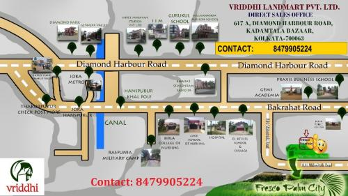 Township Project By Vriddhi Landmart - Cheap And Best-Services-Real Estate Services-Rajpur Sonarpur