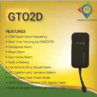 GT02D GPS Tracking device For CAR & Truck | Jaipur-Vehicles-Car Parts & Accessories-Jaipur