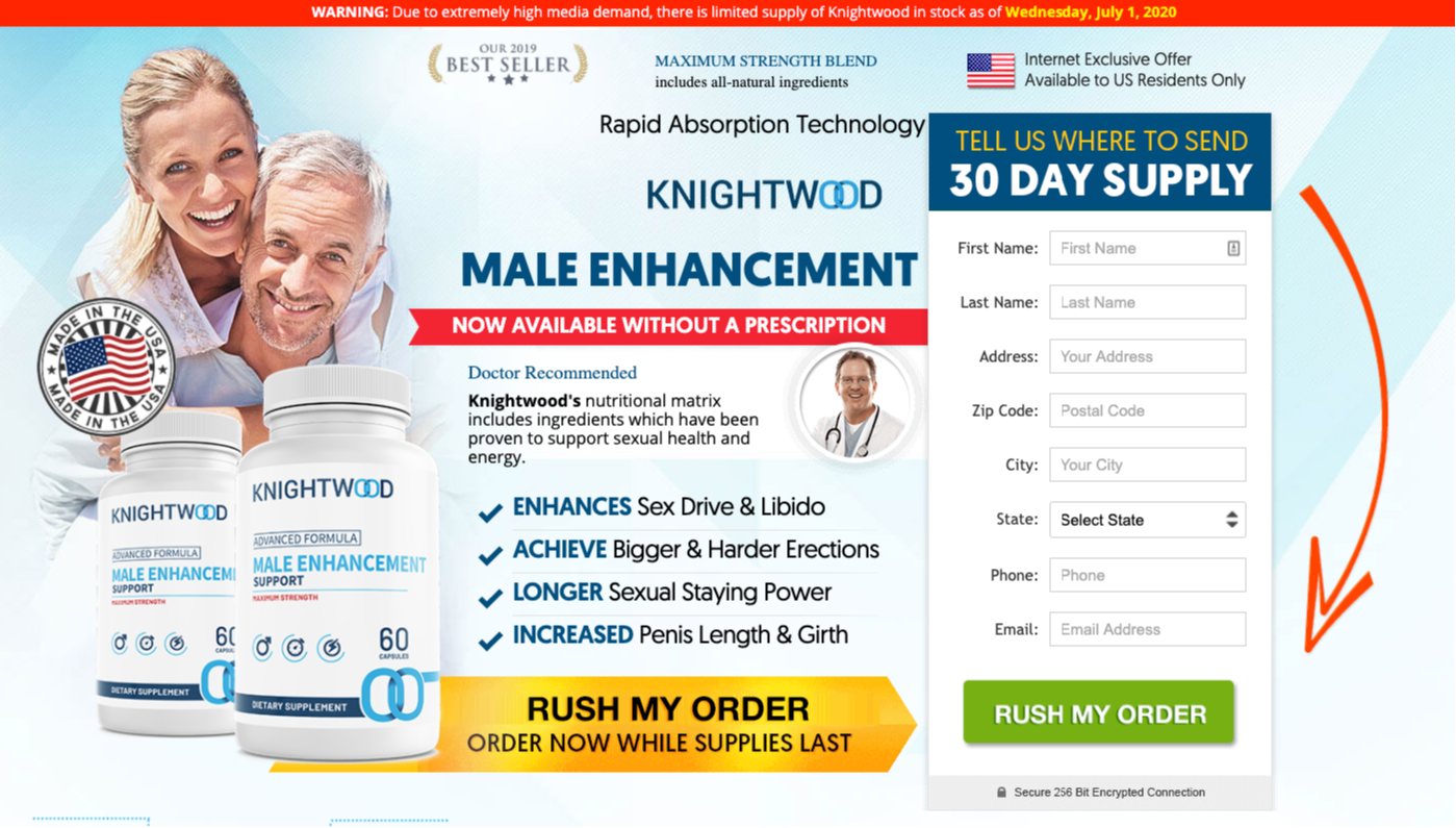 Knightwood Male Enhancement-Services-Health & Beauty Services-Health-New York