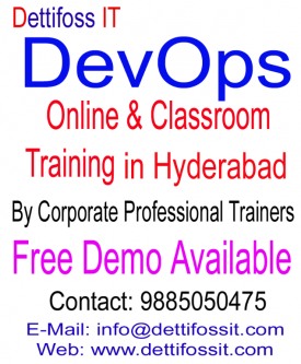 DevOps Training in Hyderabad by Corporate Trainer-Services-Computer & Tech Help-Hyderabad