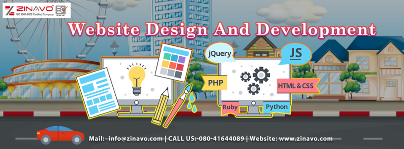 Web Design and Development Company in bangalore-Services-Other Services-Bangalore