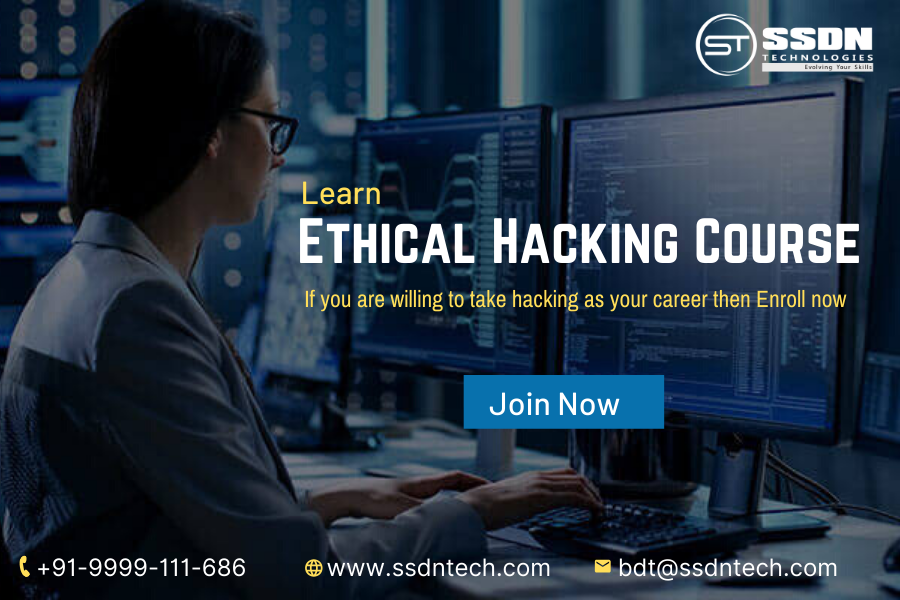 Learn The Ethical Hacking Course in Delhi-Classes-Computer Classes-Other Computer Classes-Delhi