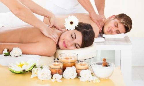 NEWLY OPEN FEMALE TO MALE FULL COMPLETE BODY MASSAGE IN JAIPUR-Spa & Salon-Massage-Jaipur