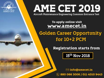 Dec 14th – Mar 31st – Aircraft Maintenance Engineer salary are very high in India-Classes-Continuing Education-Shimla