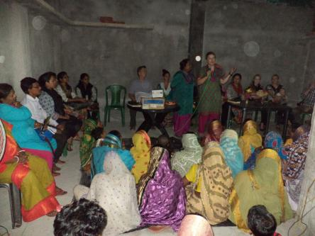 Looking for sponsor for our Mission and Trust-Community-Activity Partners-Kolkata