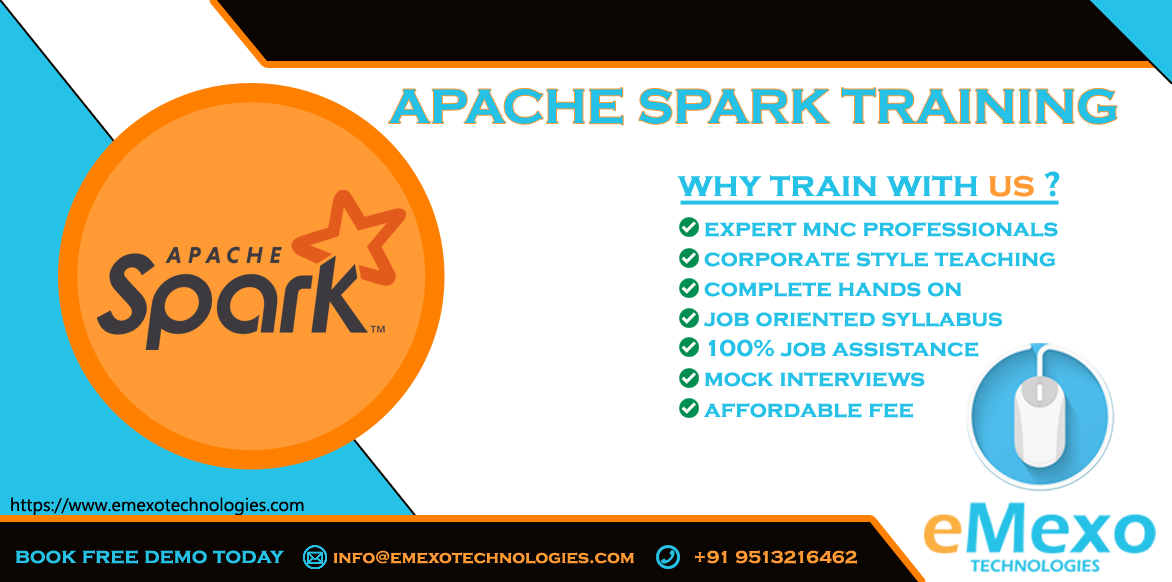 Best Apache Spark Scala Training Institute eMexoTechnologies-Classes-Computer Classes-Programming Classes-Bangalore