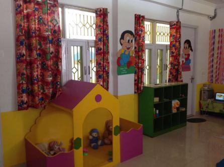 Sep 2nd – Dec 30th – Best Play School, Pre-school, Day-care & Crèche in Vaishali-Community-Creche & Babysitter-Delhi