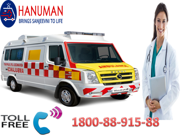 Most Successful  Road Ambulance Service In Araria | Hanuman-Services-Health & Beauty Services-Health-Araria