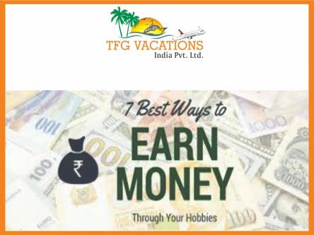 Part Time Work With TFG A Leading Tour & Travel Company-Jobs-Multi Level Marketing-Goa